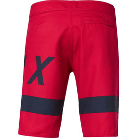 Fox Listless Boardshorts Men dark red